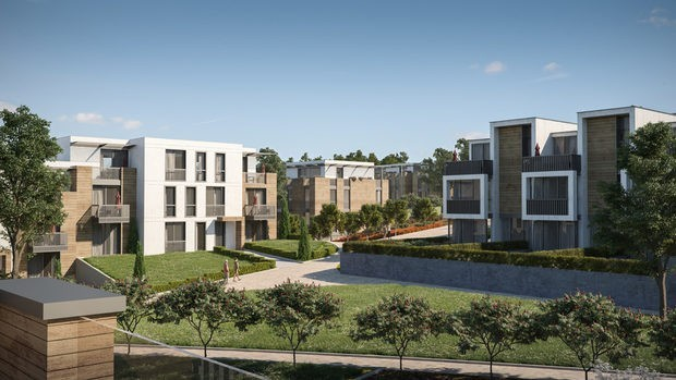 Trends in the development of the contemporary residential building